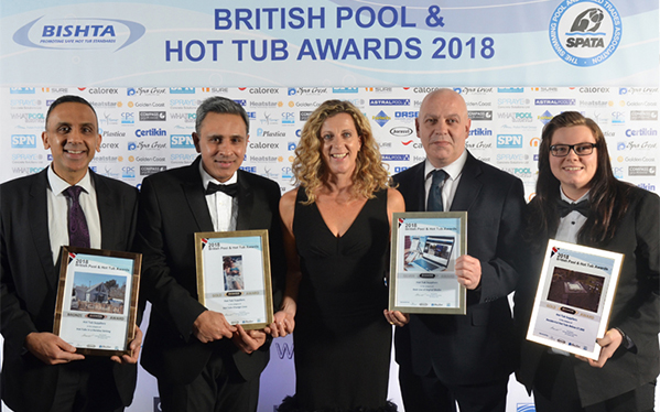 British Pool & Hot Tub Awards 2018