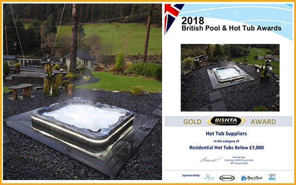 Best Hot Tub Under £7,000 2018
