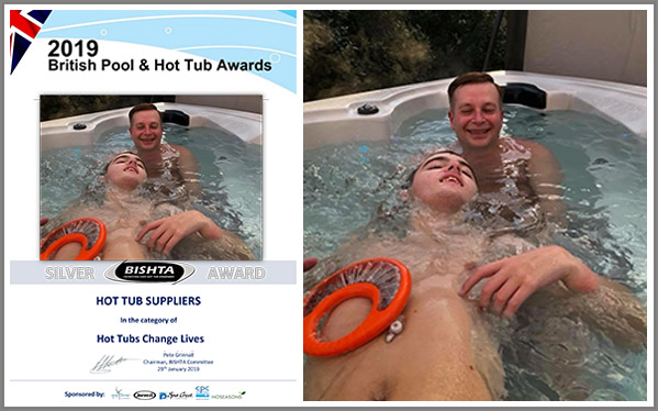 Hot Tubs Changes Lives 2019