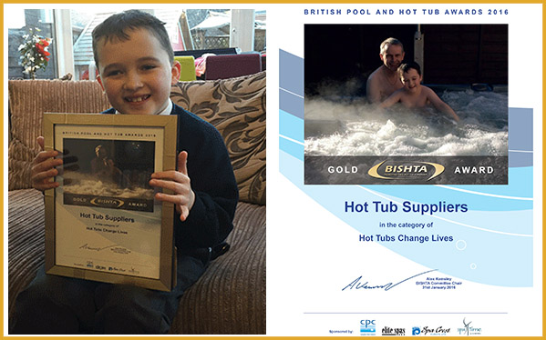 Hot Tubs Change Lives 2016