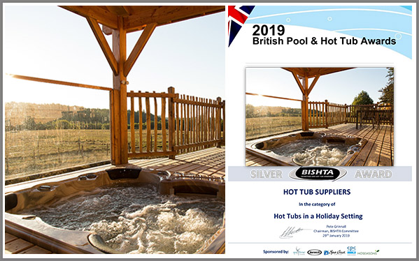 Hot Tubs In A Holiday Setting 2019
