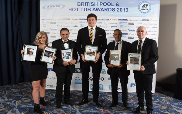 British Pool & Hot Tub Awards 2019
