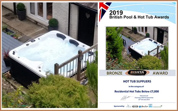 Best Hot Tub Under £7,000 2019