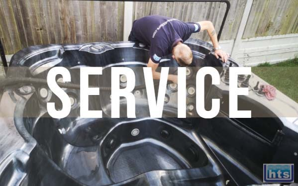 Service The Hot Tub Once Per Year