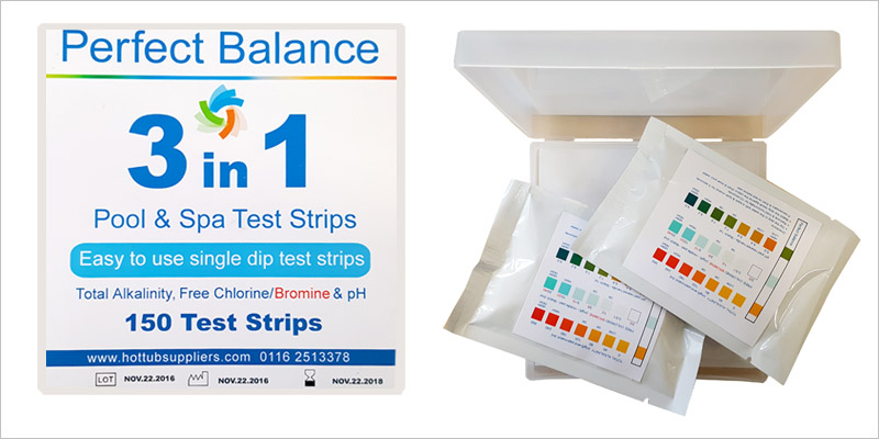 Extra Value Testing Strips