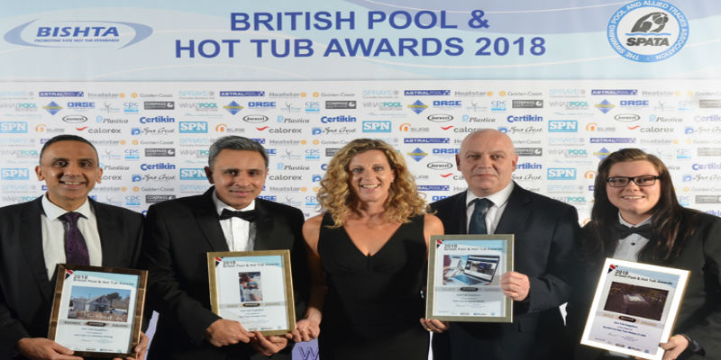 British Hot Tub & Pool Awards