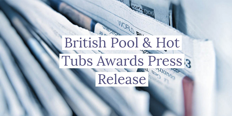 British Hot Tub Awards 2019