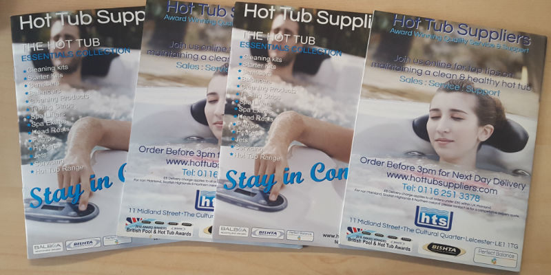 Stay In Control HTS Brochure