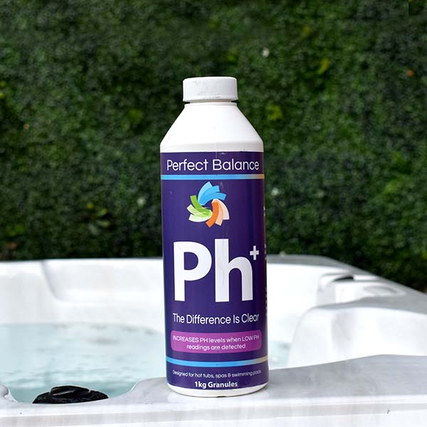 pH Increaser (plus)