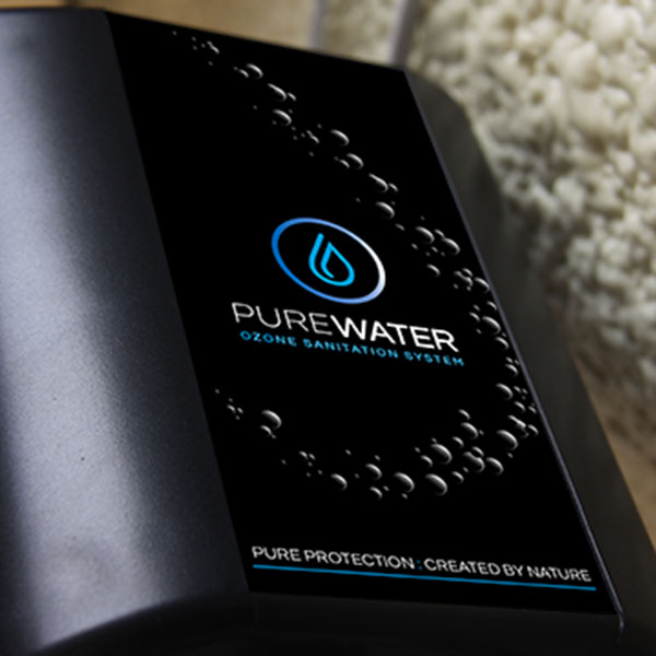Pure Water Ozone Sanitiser
