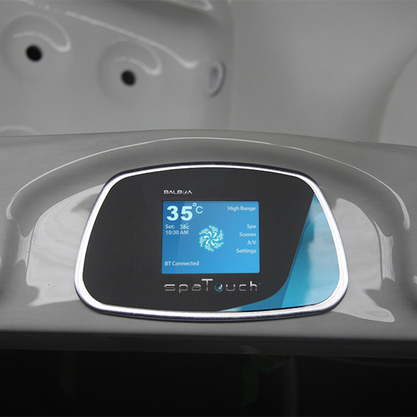 Balboa Spa Touch Top Panel
