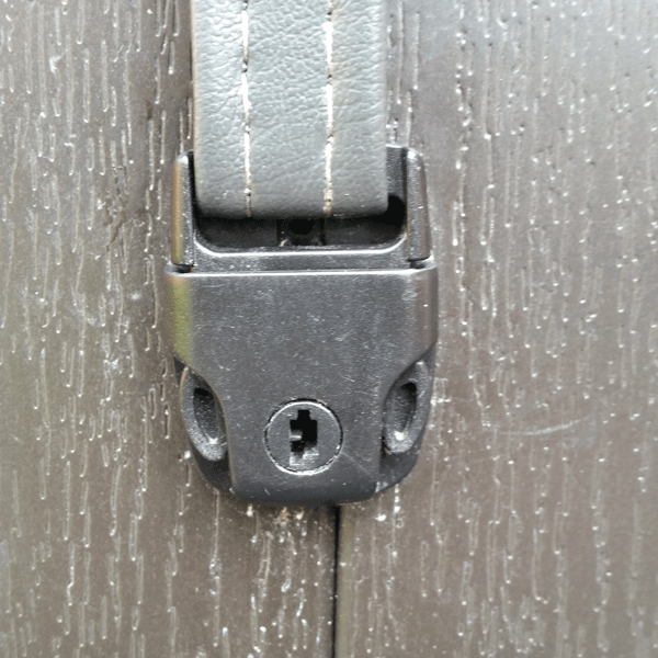Claude Spa Cover Lock